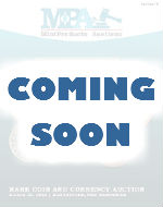 MintProducts Auctions Catalog Coming Soon
